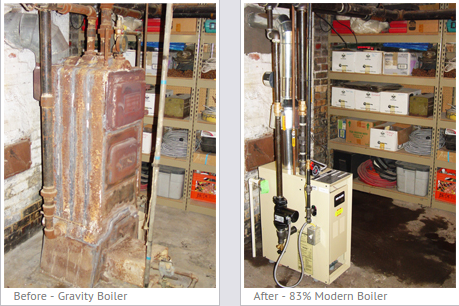 Project Gallery | A&P Furnace Company